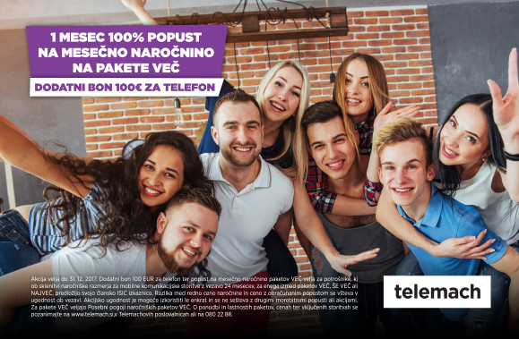 ISIC Telemachov popust
